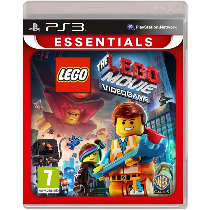 WARNER BROS - PS3 LEGO The Movie Videogame Essentials