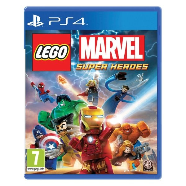 WARNER BROS - PS4 LEGO Marvel Super Heroes