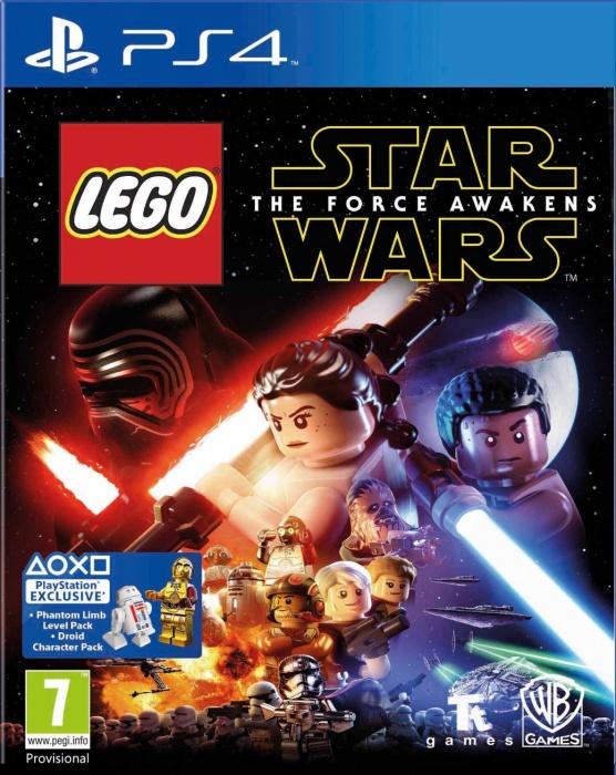 WARNER BROS - PS4 LEGO Star Wars: The Force Awakens