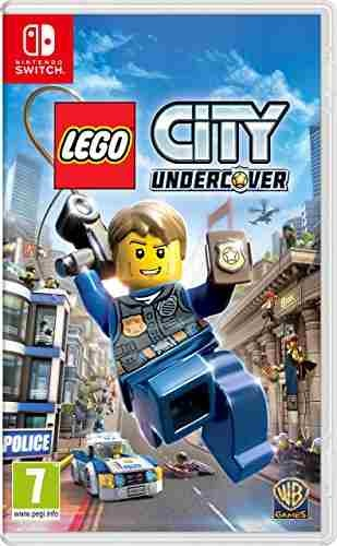 WARNER BROS - SWITCH LEGO City: Undercover