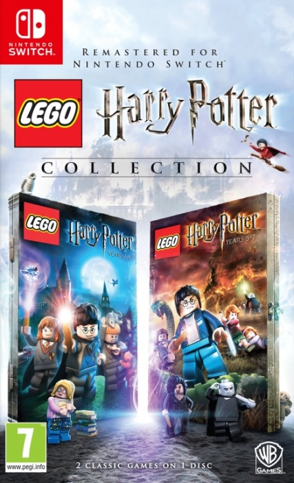 WARNER BROS - SWITCH LEGO Harry Potter Collection
