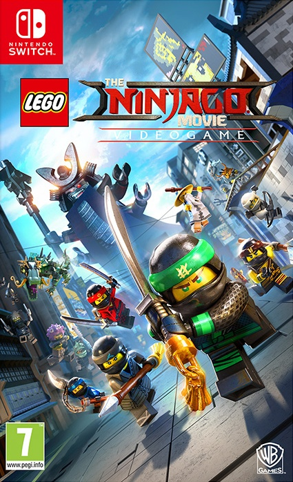 WARNER BROS - SWITCH LEGO The Ninjago Movie: Videogame