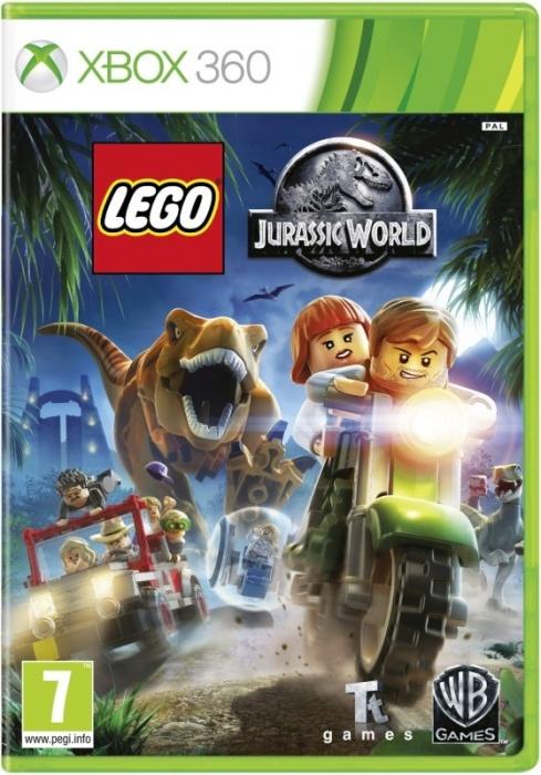 WARNER BROS - X360 LEGO Jurassic World
