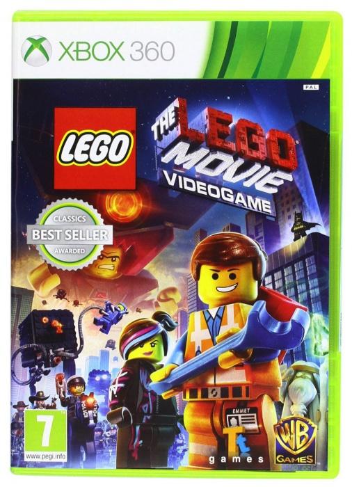 WARNER BROS - X360 LEGO The Movie Videogame Classics