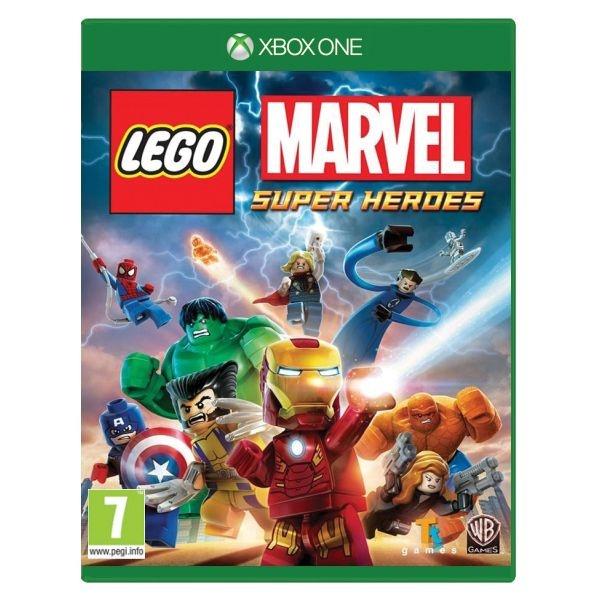 WARNER BROS - XONE LEGO Marvel Super Heroes