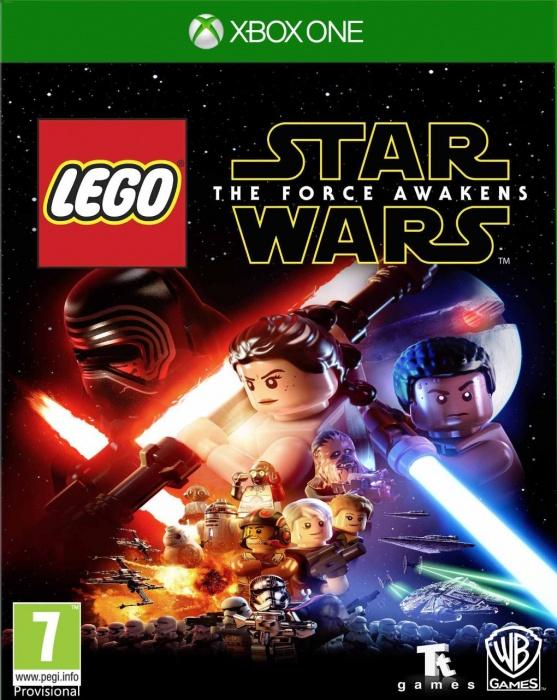 WARNER BROS - XONE LEGO Star Wars: The Force Awakens