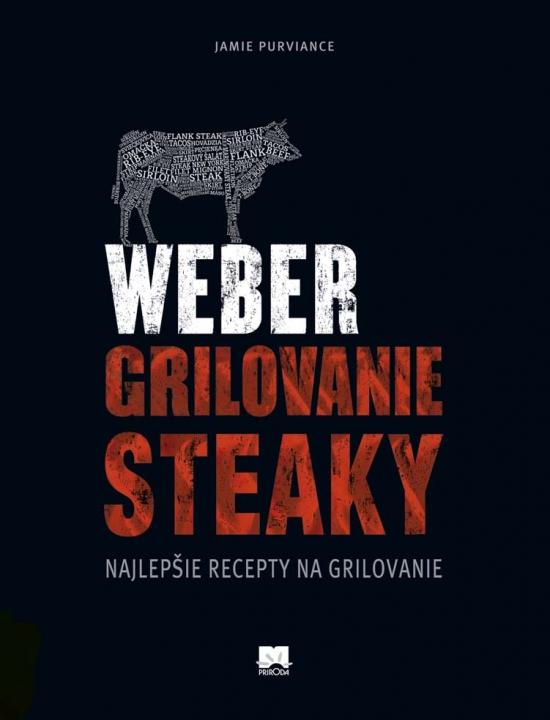 Weber – Grilovanie – Steaky - Jamie Purviance