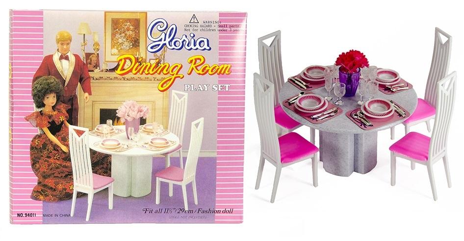 WELL TOYS - Gloria Jedáleň sada