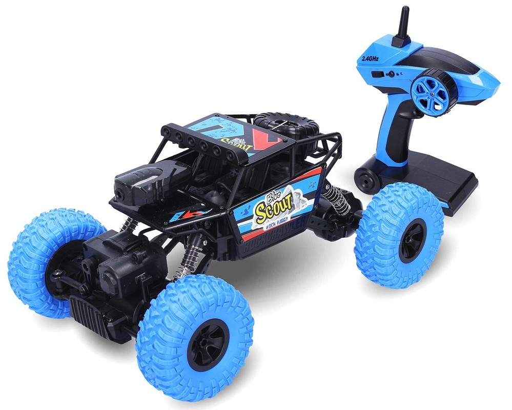 WIKY - Auto Blue Scout RC Camera
