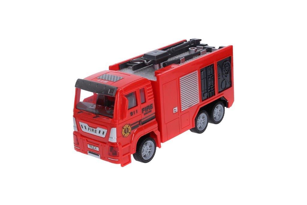 WIKY - Auto hasičské na batérie