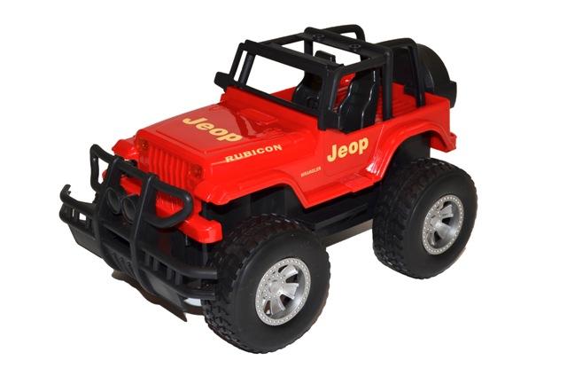 WIKY - Auto JEEP 28 cm na batérie
