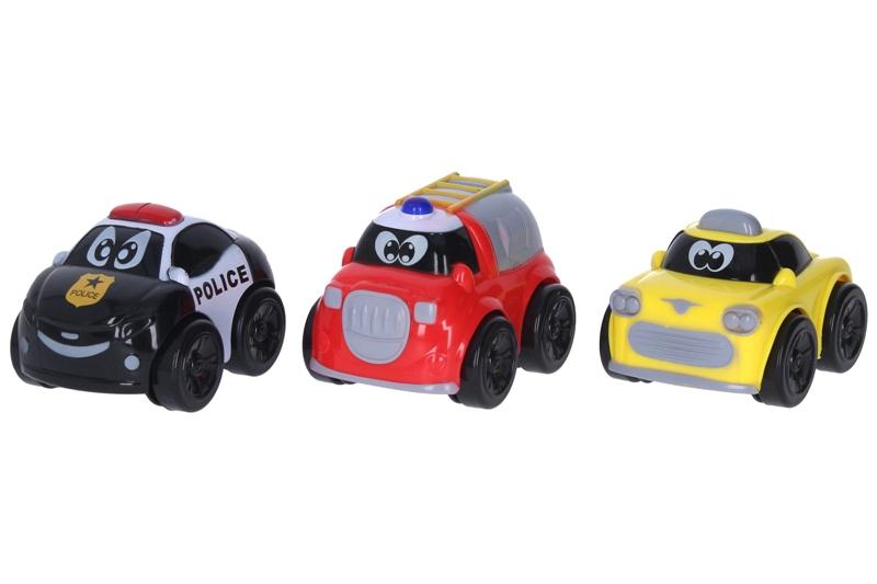 WIKY - Auto na zotrvačník 9cm - Náhodný