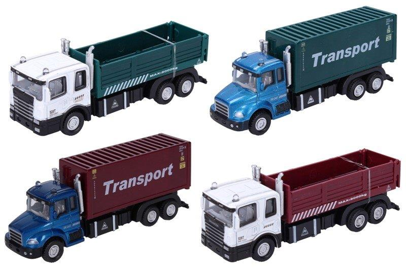 WIKY - Auto nákladné kovové 15cm