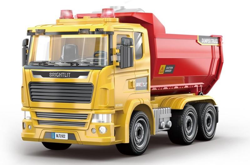 WIKY - Auto nákladné stavebnica šróbovacia 88ks