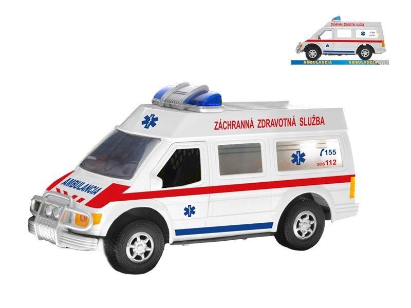 WIKY - Auto Slovenská ambulancia