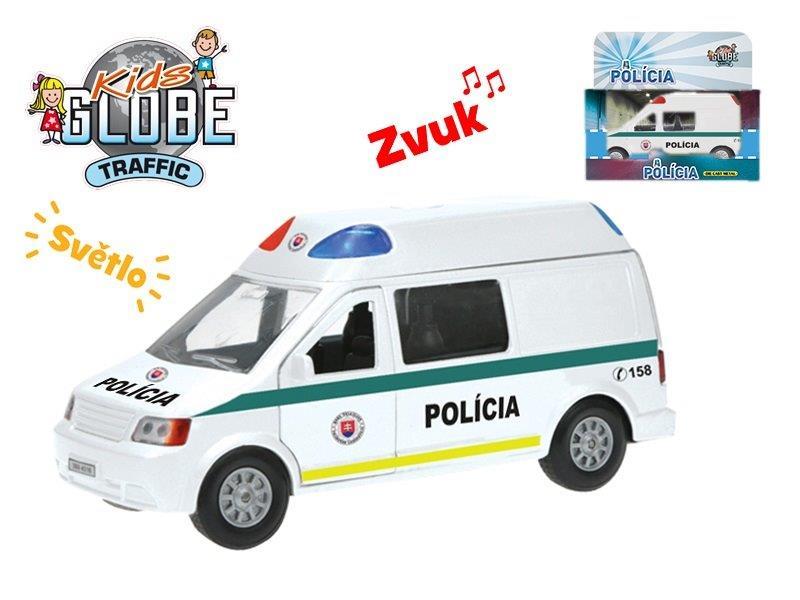 WIKY - Auto Slovenská polícia