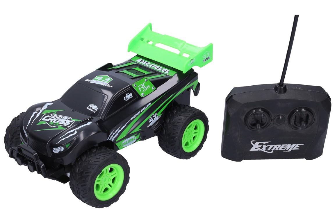 WIKY - Auto terénne 22 cm RC