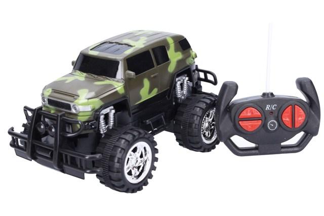 WIKY - Auto vojenské 23cm RC