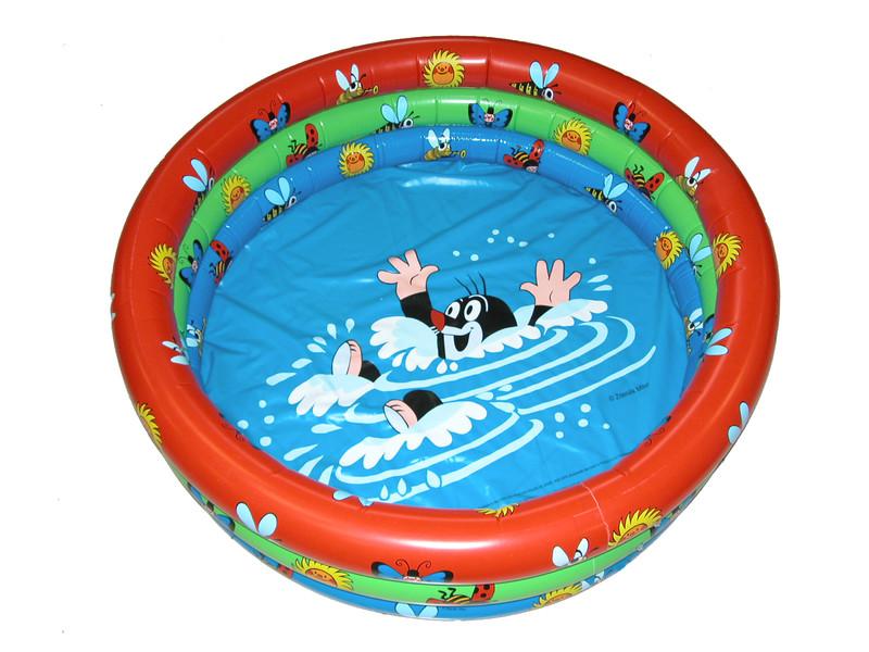 WIKY - Bazén detský Krtko 122x20cm