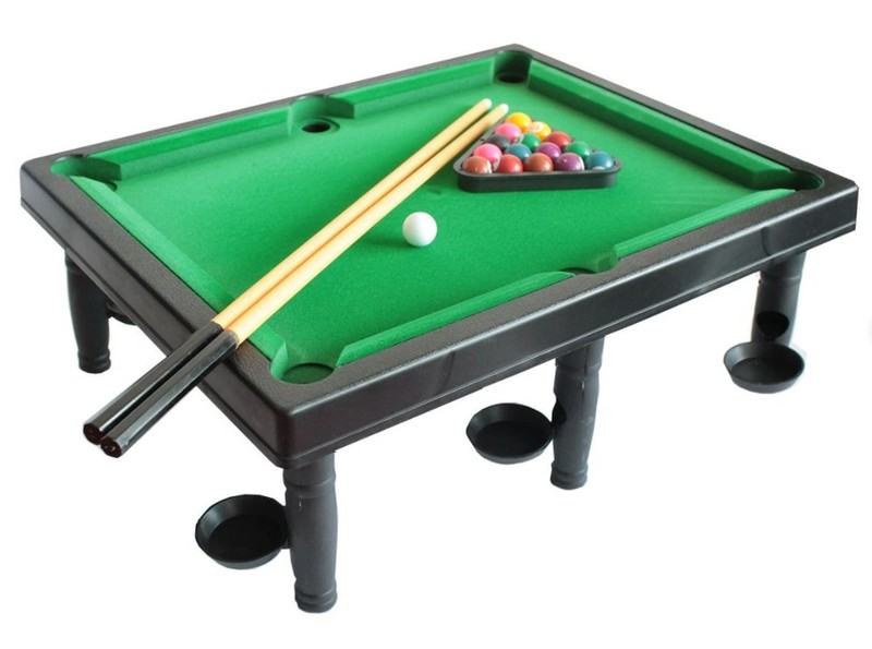 WIKY - Biliardový stôl set 55x31cm
