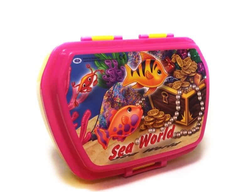 WIKY - Box desiatový s potlačou