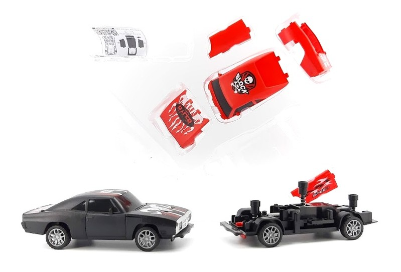 WIKY - Búracie auta 2ks