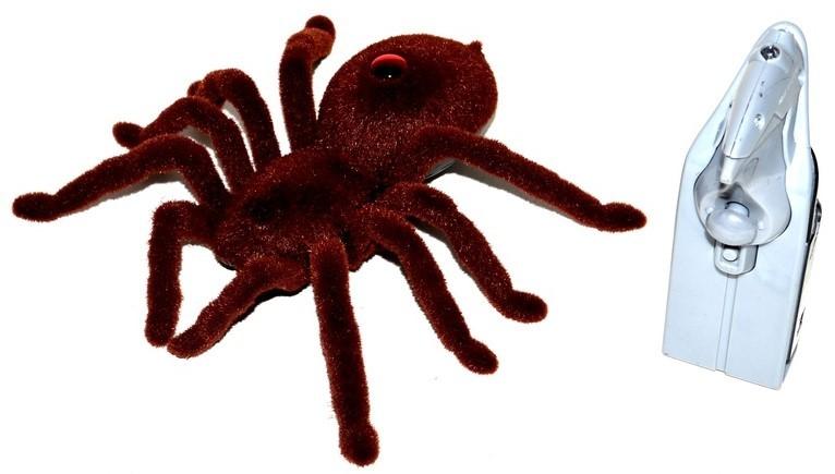 WIKY - Chlpatý pavúk RC 15cm