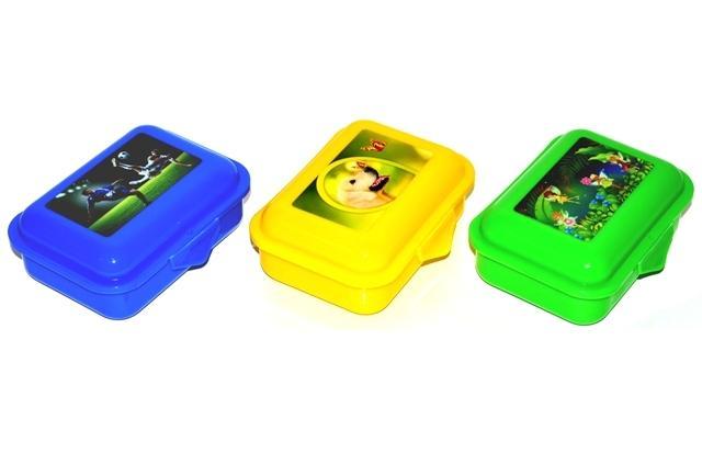 WIKY - Desiatový box - žltá
