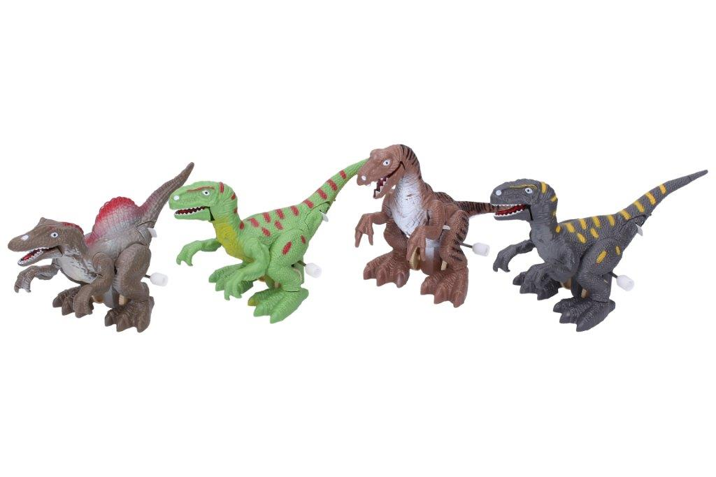 WIKY - Dinosaurus na naťahovanie 14cm