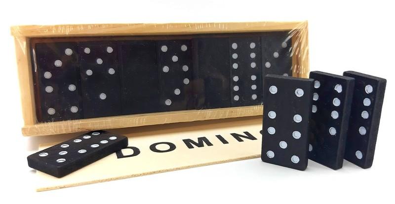 WIKY - Domino drevené
