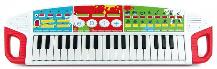 WIKY - Elektronické piano Cool sounds 37 kláves