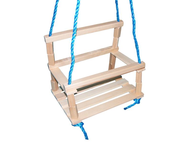 WIKY - Hojdačka dřevěná