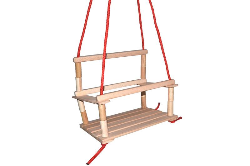WIKY - Hojdačka drevená menšia