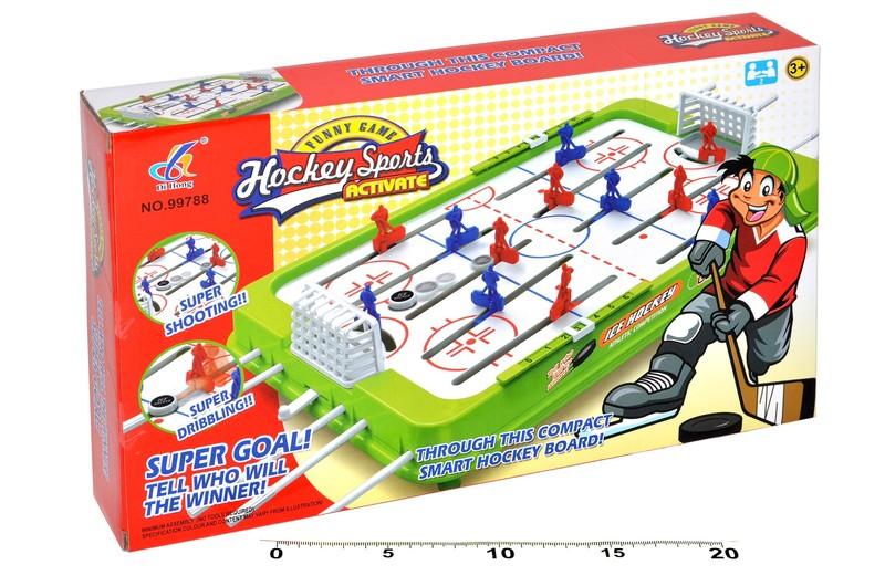 WIKY - Hokej stolný 31x18 cm