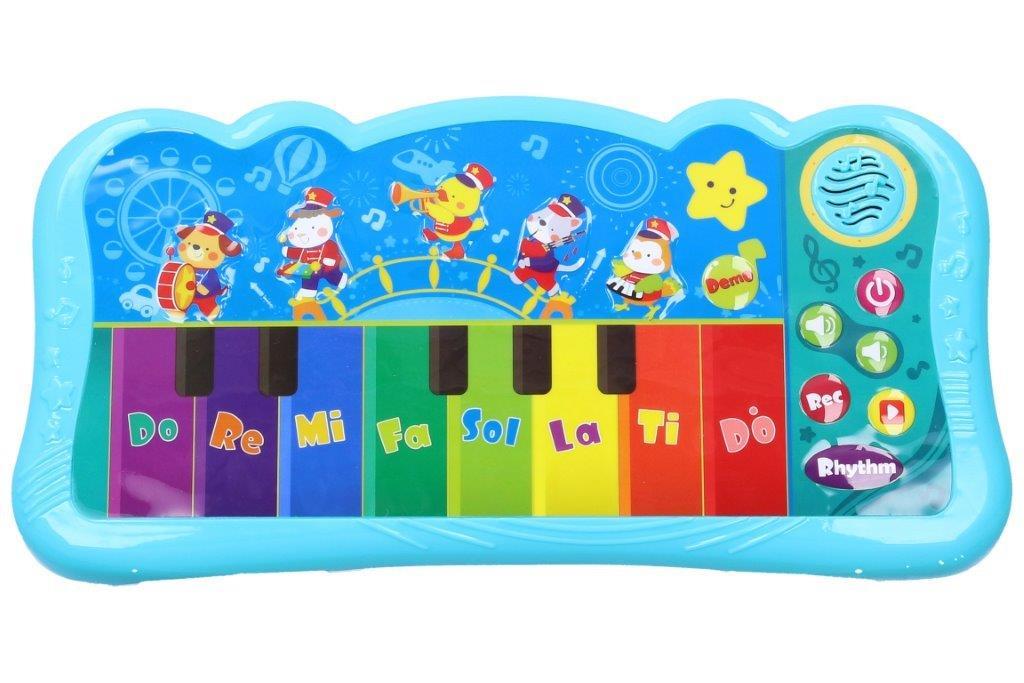 WIKY - Klávesy pre najmenších, piano 32cm