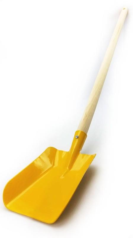 WIKY - Kovová lopatka s násadou 75cm