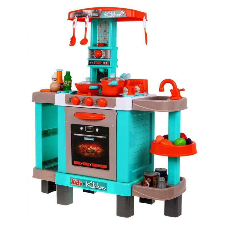 WIKY - Kuchynka s efektami a príslušenstvom 87x64x29cm