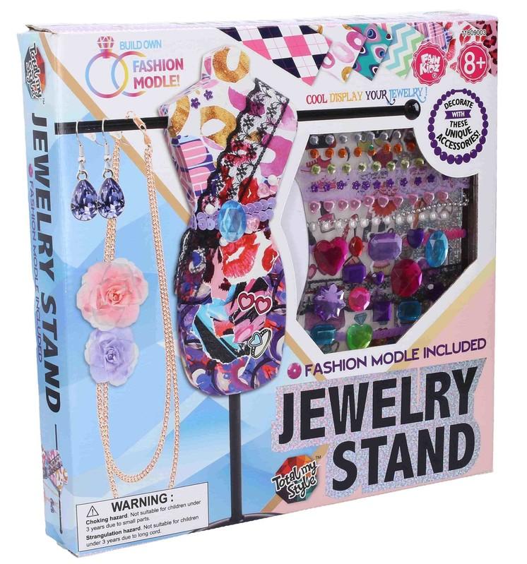 WIKY - Módny set stojan na šperky