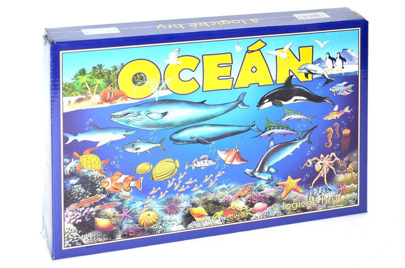 WIKY - Oceán - společenská hra