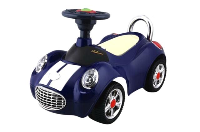 WIKY - Odrážadlo auto so zvukom