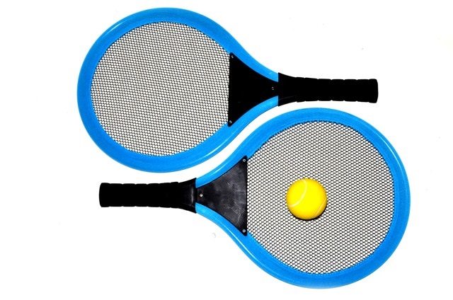WIKY - Plažový soft tenis 1 loptička