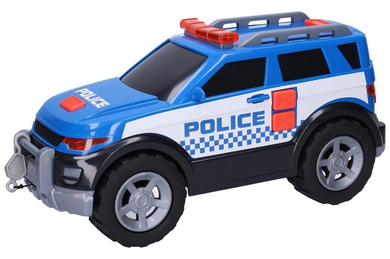 WIKY - Policajné auto