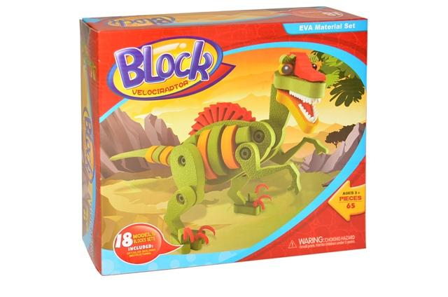 WIKY - Puzzle 3D Dino