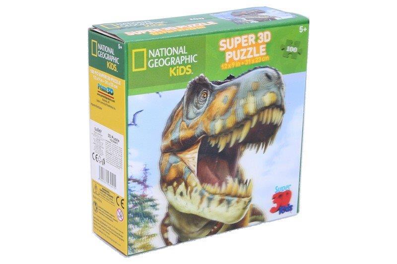 WIKY - Puzzle 3D Tyranosaurus