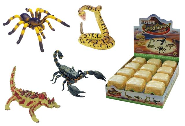 WIKY - Puzzle 3D Zvieratko