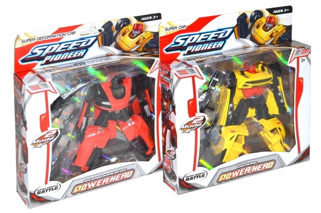 WIKY - Robot Transformers 15 cm