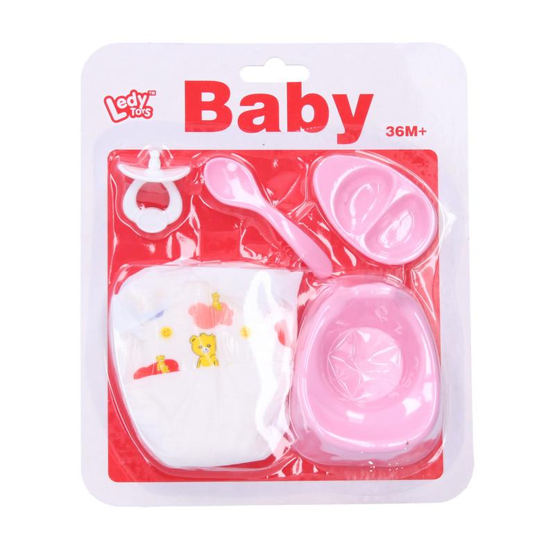 WIKY - Set pre bábiky 5 ks