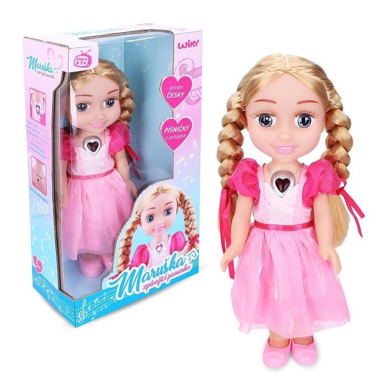 WIKY - Spievajúca bábika Maruška