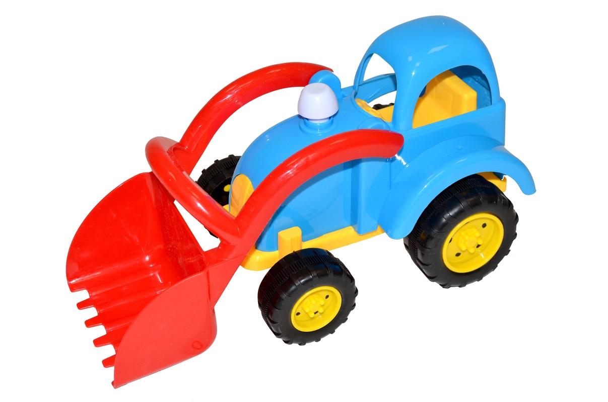 WIKY - Traktor 30cm