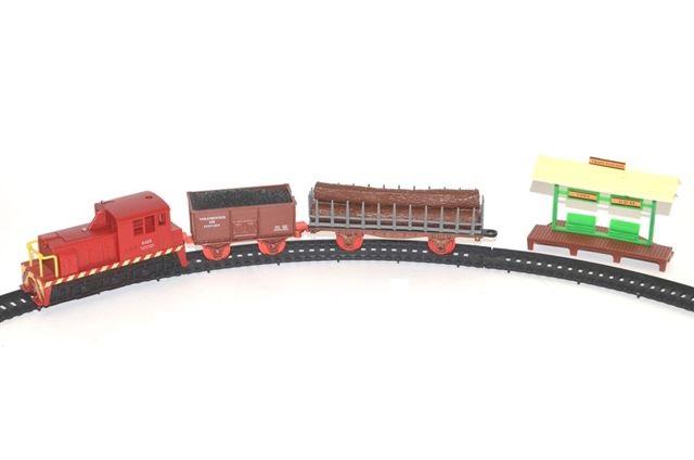 WIKY - Vlak nákladný 205 cm